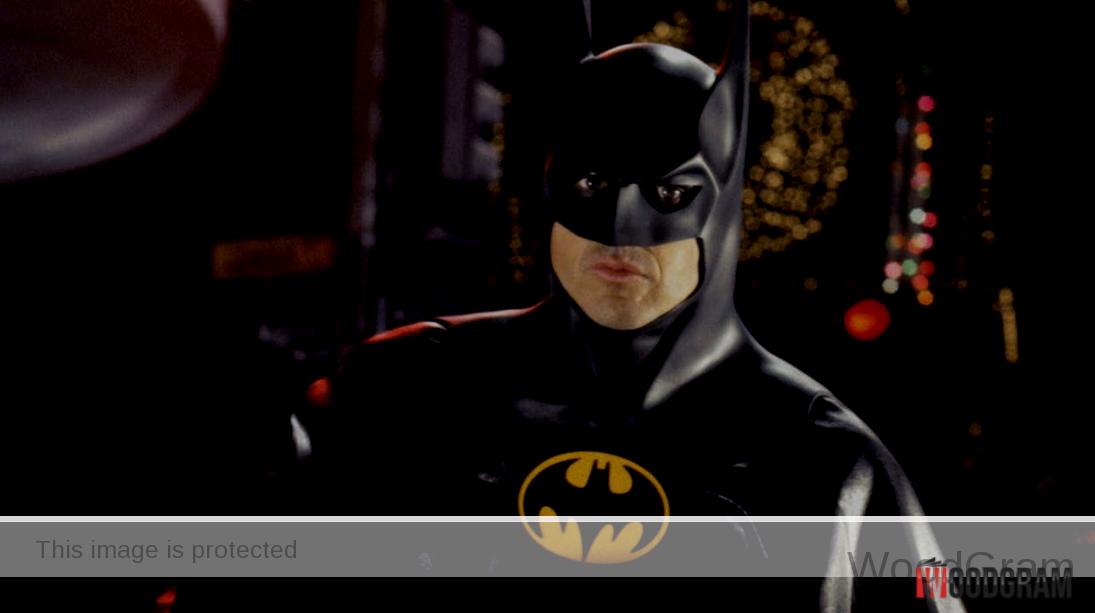 Hollywood Batman Actor Michael Keaton