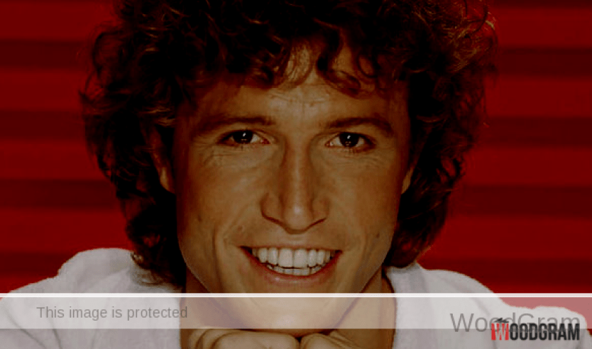 Singer Andy Gibb The Bee Gees