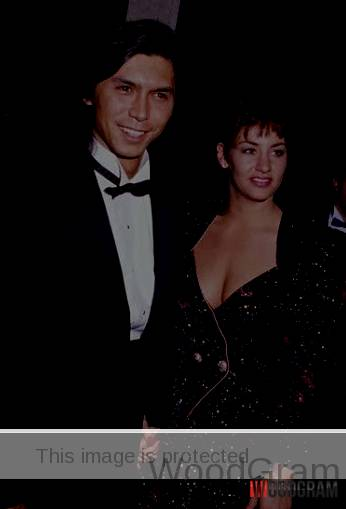 Lou Diamond Phillips And Julie Cypher