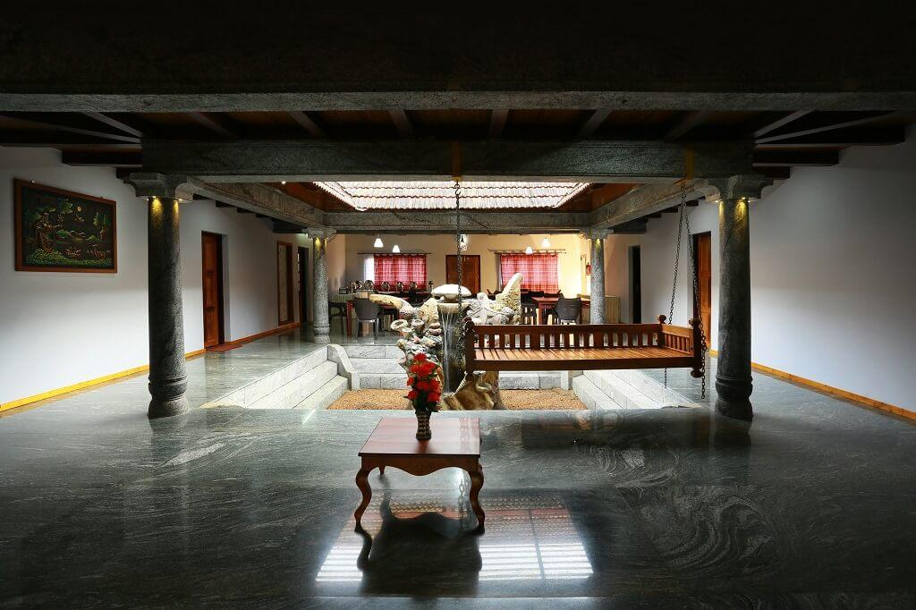 Reception Area - Nadumuttam