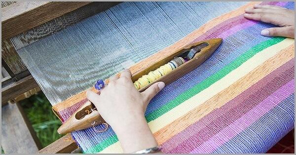Handloom Making Kerala