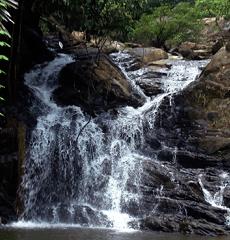 PALCHURAM WATER FALLS
