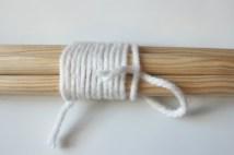 tuto laine et bois
