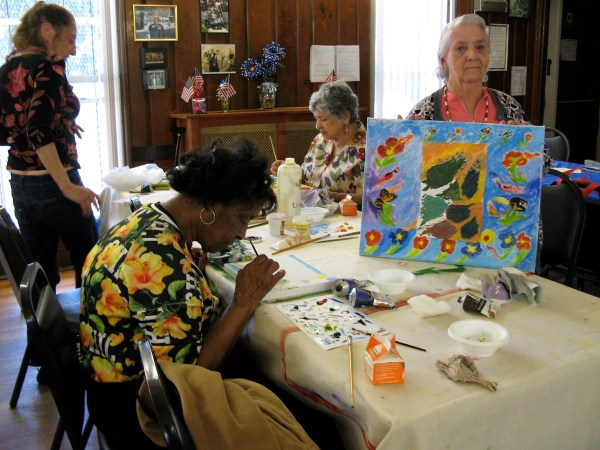 Art Program Seniors Host Final Exhibit Thursday Woodhaven