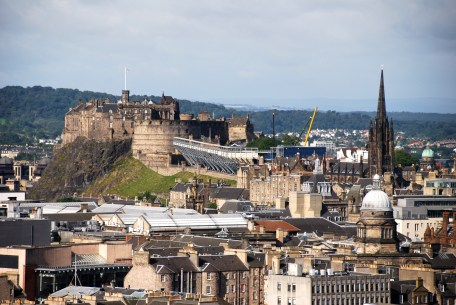 Edinburgh and the Castle