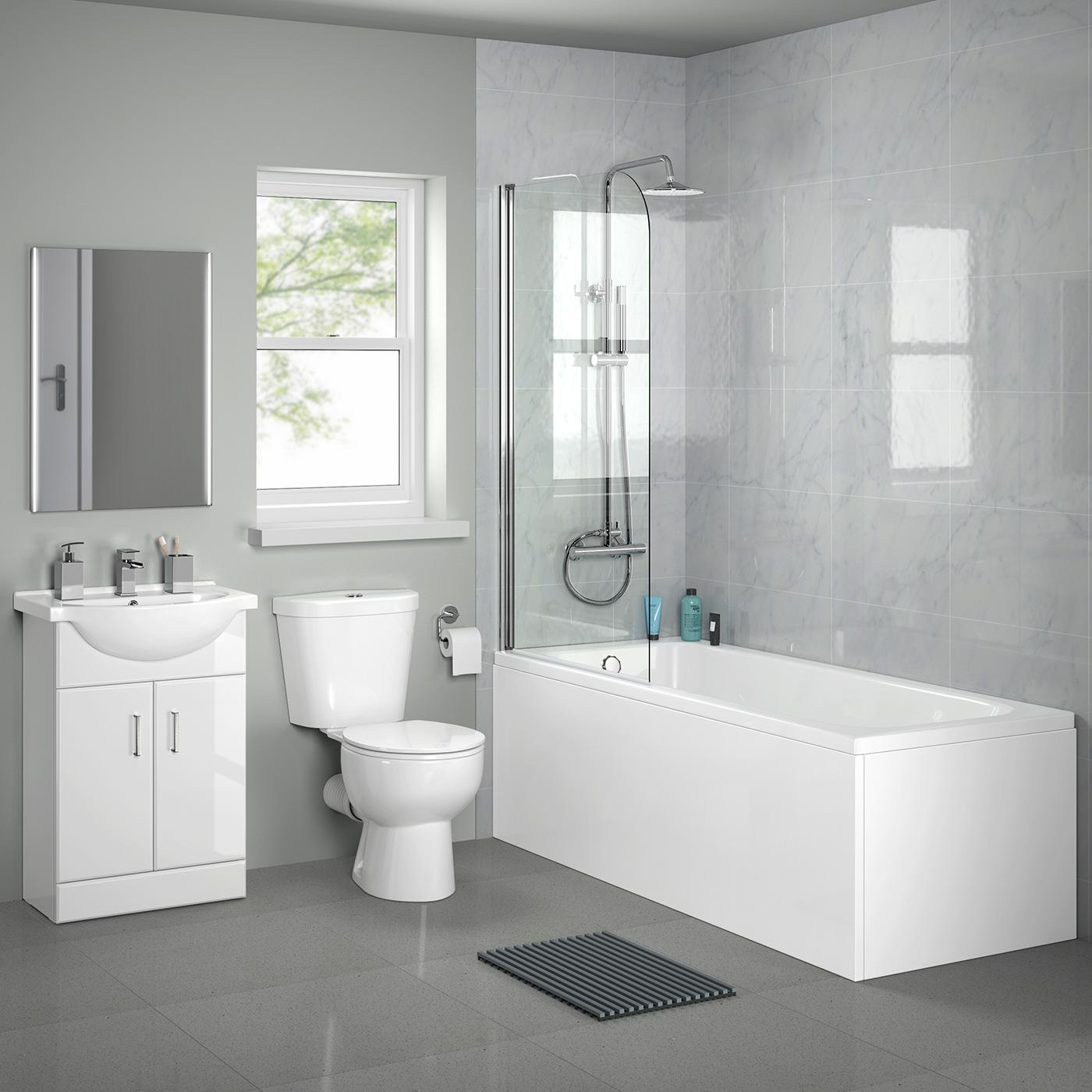 Bathroom Suites  Accessories  Woodhouse  Sturnham Ltd plumbing merchants in Peterborough