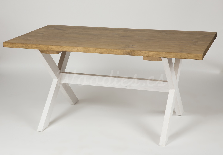 Mesa de comedor Cottage  Muebles rsticos a medida