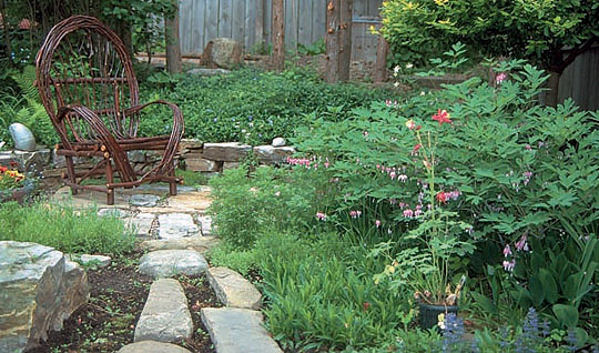 Meditation Garden — Inspirations Changing Places