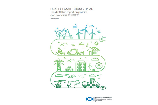 Scotland - Draft Climate Change Plan
