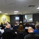 First WKW timber Cladding Event in Cwmbran attracts over 50 delegates