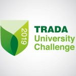 Logo for the TRADA University Challenge competition.