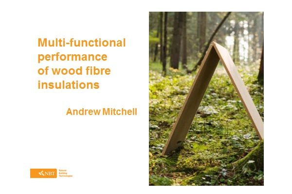 Andrew Mitchell - Natural Building Technologies