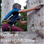 Confor at Royal Welsh Show