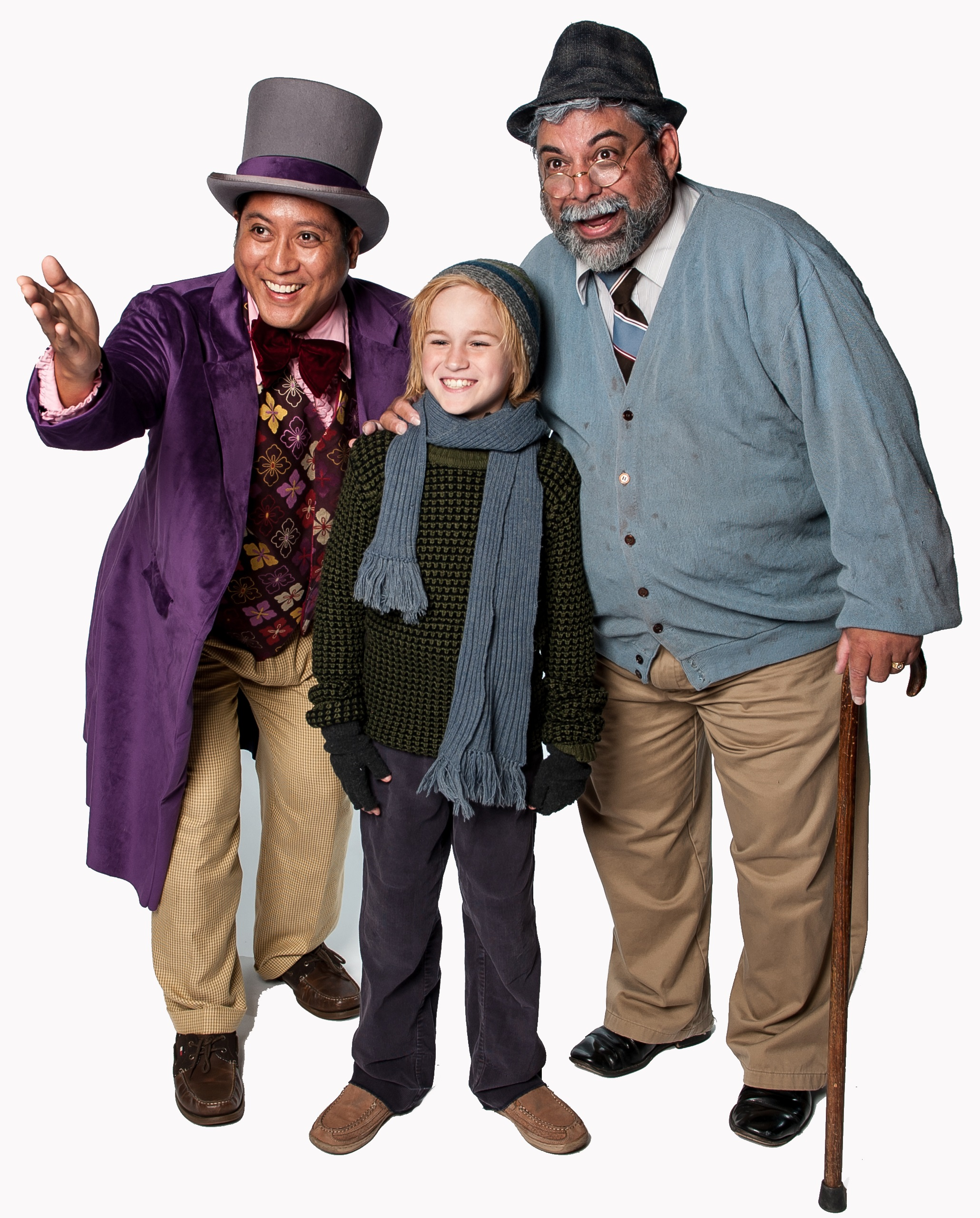 Charlie And The Chocolate Factory Coming Soon Onstage