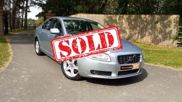 2008 Volvo S80 2.4 D5 SE LUX for sale by Woodlands Cars - sold