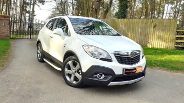 2014 Vauxhall Mokka 1.7 CDTi SE for sale by Woodlands Cars Ltd (15)