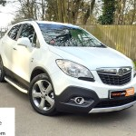 Vauxhall Mokka 1.7 CDTi ecoFLEX 16v SE FWD
