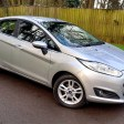 2017 Ford Fiesta 1.25 Zetec 5dr for sale by Woodlands Cars (12)