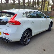 2013 Volvo V40 D3 R-Design for sale by Woodlands Cars (1)