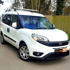 2015 Fiat Doblo for sale by Woodlands Cars (10)