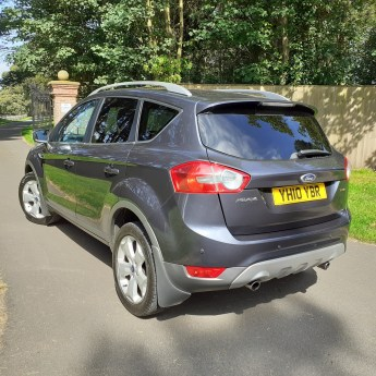 2010 Ford Kuga Titanium for sale by Woodlands Cars (2)