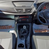 2011 BMW X1 23d SE Manual for sale by Woodlands Cars (15)