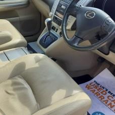 2006 Lexus Rx 400h 3.3 SE CVT 5dr for sale by Woodlands Cars (7)