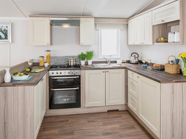 Swift Snowdonia Kitchen