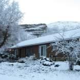 Woodlands Retreat Snowy Mountain