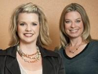 Mila McManus MD and Sandra Caldwell PA-C