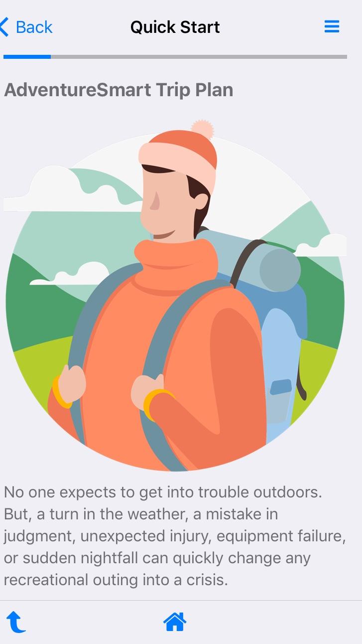 Adventure Smart App
