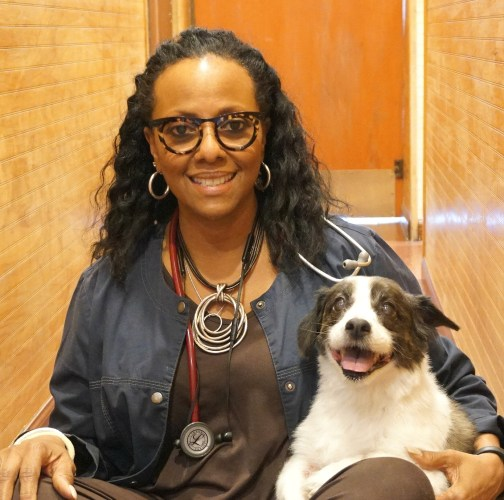 Allyson Harris, DVM, Founder of Woodlawn Animal Hospital