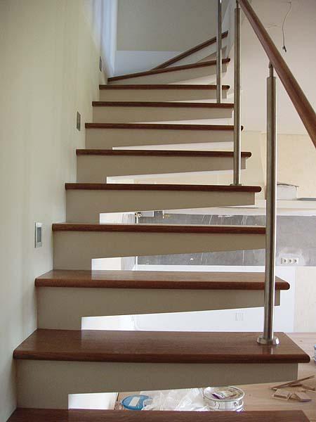 Воздушная лестница - Wood-lest: дерев¤нные лестницы