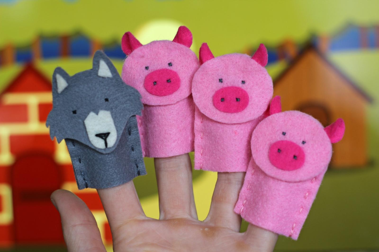 Three Little Pigs Triotechnoblog