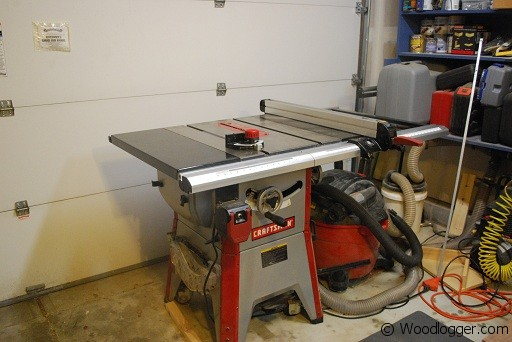 Craftsman Table Saw 21833 Review
