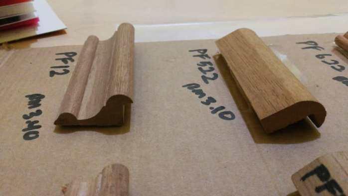 Kayu Nyatoh Skirting Moulding Other Design