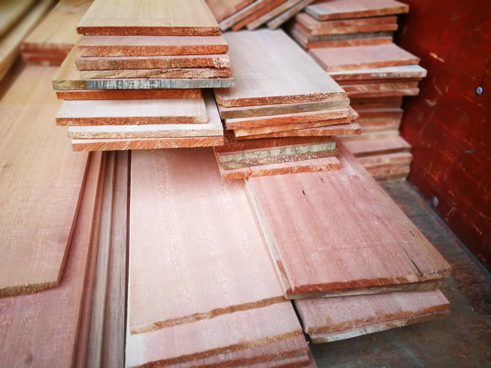 Kayu Nyatoh Wood Panel P100