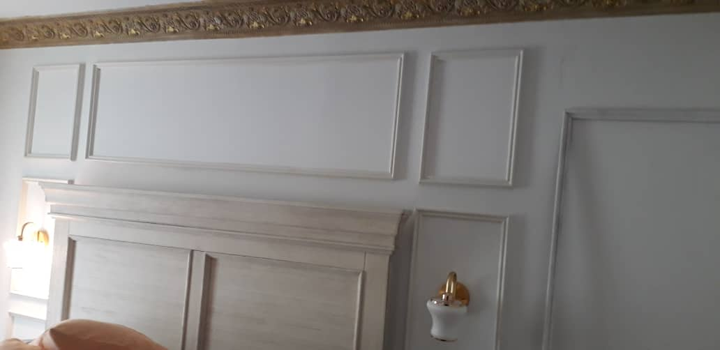 Wainscoting Project 2