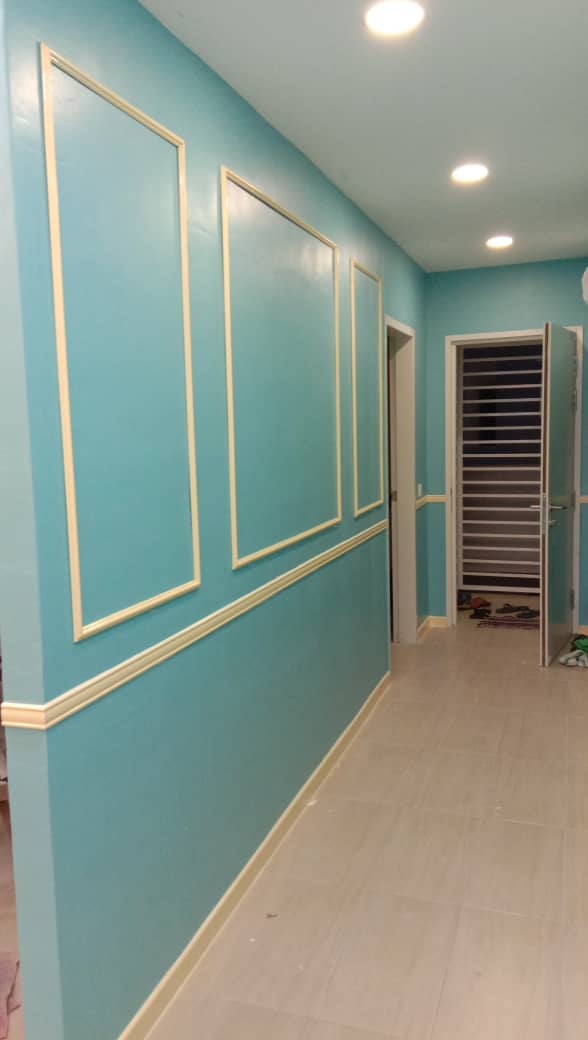 Wainscoting aka Architrave Project 1