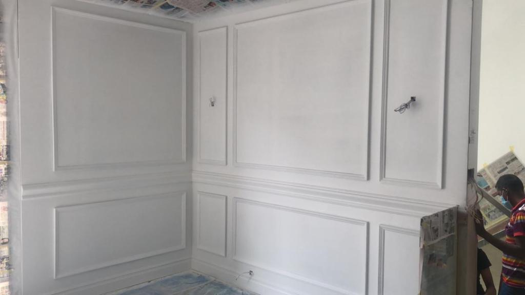 Wainscoting In Puchong