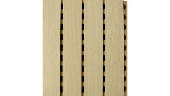 Acoustic MDF Wall Paneelling