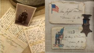 82 Civil War letters