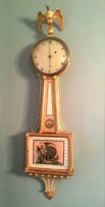 74 Simon Willard clock