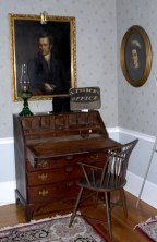 Woodman Andrew Peirce desk 1