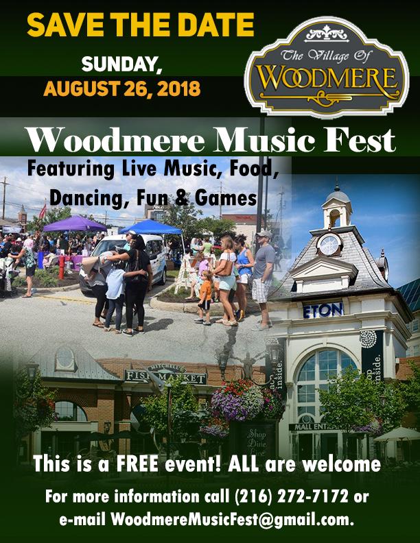 Woodmere Music Fest 2018