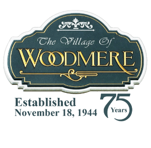 LEGAL NOTICE VILLAGE OF WOODMERE CHANGE IN CONDUCTING OF COUNCIL'S  MEETINGS
