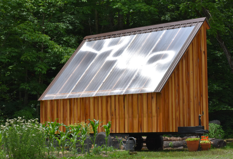 Virginia Tech Solar Kiln Plans