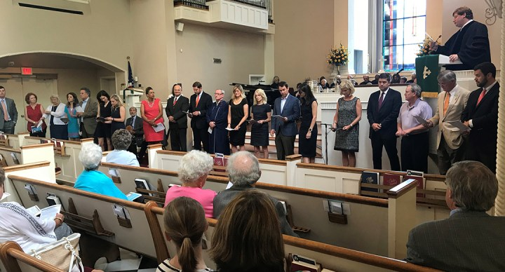 Nominating Church Leaders for 2020