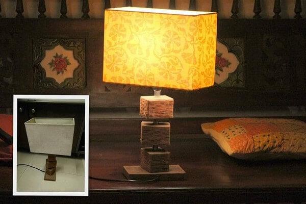 Lamp shade repair and restoration in Chennai