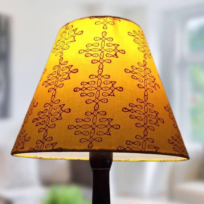Traditional Lamp shade